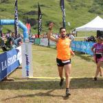 Michele Grossi, 2^ in BR 22 km