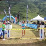 Paola Varano, winner of BMT La Stampa 8 km